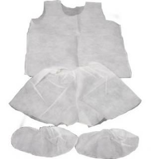 Disposable underwear set (100)