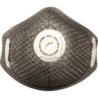 3323 FFP2 + Carbon moulded disposable respirator