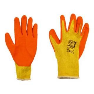 Gloves – latex palm