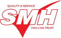 SMH Logo – Outlined – Red Tick – Tagline