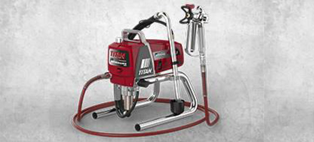Hire - Airless Sprayers