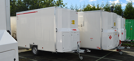Decontamination systems